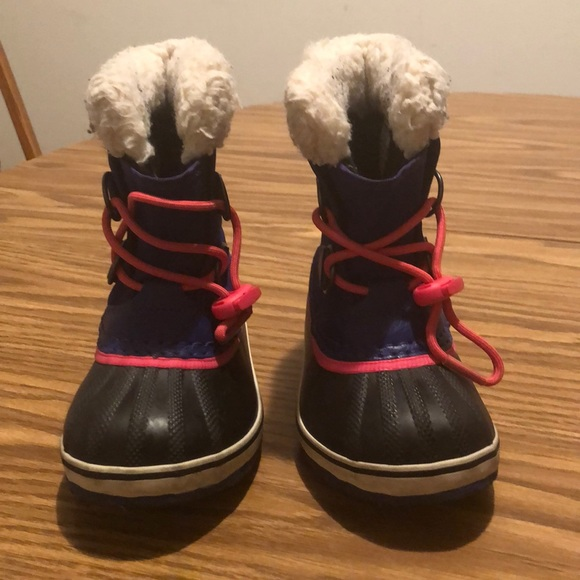 Sorel Other - Sorel toddler snow boots
